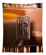 1937 Rolls-royce P-iii Saloon Hooper Tapestry