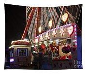 Amusement Park Tapestry