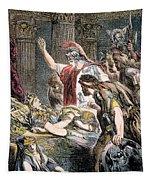 Antony & Cleopatra Tapestry