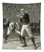 Baseball, 1888 Tapestry