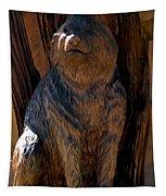 Bobcat Tapestry