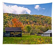 Chew Mail Pouch Tapestry