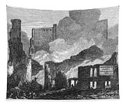 Chicago: Fire, 1871 Tapestry