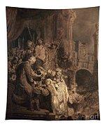 Christ Before Pilate Tapestry