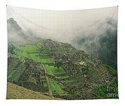 City In The Sky Tapestry