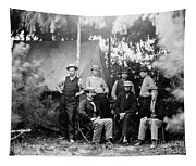 Civil War: Signal Corps Tapestry
