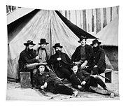Civil War: Soldiers Tapestry