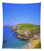 Coumeenoole Beach, Dingle Peninsula, Co Tapestry