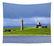 Devenish Monastic Site, Co. Fermanagh Tapestry