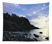 Dunluce Castle, Co Antrim, Ireland Tapestry