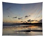Embleton Bay Sunrise Tapestry