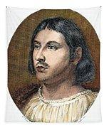 Giovanni Boccaccio Tapestry