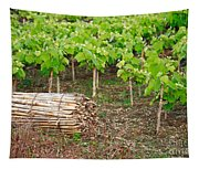 Grape Vines Tapestry