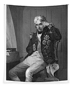 Horatio Nelson (1758-1805) Tapestry