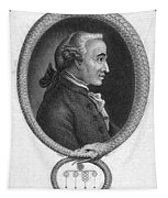 Immanuel Kant (1724-1804) Tapestry