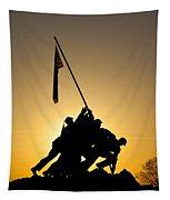 Iwo Jima Memorial Tapestry