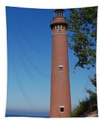 Little Sable Point Lighthouse Tapestry
