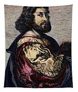 Ludovico Ariosto Tapestry
