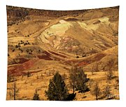 Painted Landscape Tapestry