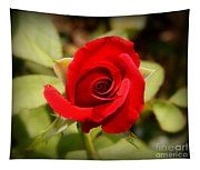 Rose Red Tapestry