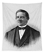 Samuel J. Tilden (1814-1886) Tapestry