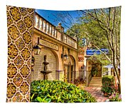 Sedona Tlaquepaque Shopping Center Tapestry