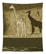 South Africa Tapestry