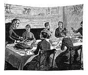 Thanksgiving, 19th Century Tapestry