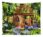 Tuscan Garden Tapestry