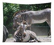 Zebras Tapestry