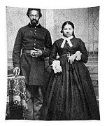 Civil War: Black Troops Tapestry