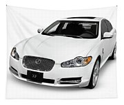 2009 Jaguar Xf Luxury Car Tapestry