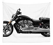 2010 Harley-davidson Vrsc V-rod Muscle Tapestry