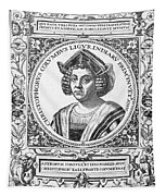 Christopher Columbus Tapestry