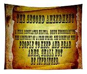 2nd Amendment Tapestry