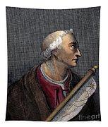 Amerigo Vespucci (1454-1512) Tapestry