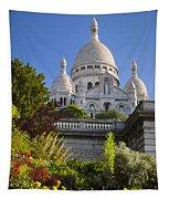 Basilique Du Sacre Coeur Tapestry