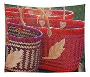 3 Baskets Tapestry