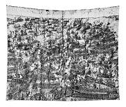 Battle Of Lepanto, 1571 Tapestry
