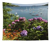 Bay Beside Glandore Village In West Tapestry