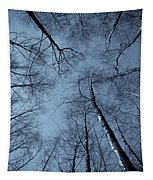 Epping Forest Trees Tapestry