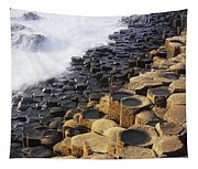 Giants Causeway, Co Antrim, Ireland Tapestry