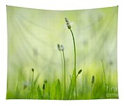 Green Grass Tapestry
