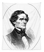 Jefferson Davis (1808-1889) Tapestry