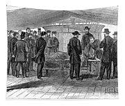 John Wilkes Booth Tapestry
