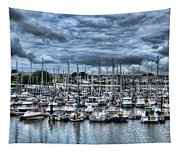 Milford Haven Marina Tapestry