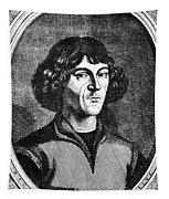 Nicolaus Copernicus Tapestry