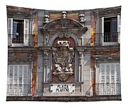 Plaza Mayor Tapestry