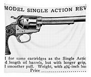 Revolver, 19th Century Tapestry