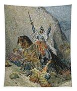Saladin (1138-1193) Tapestry